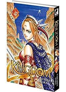 Kingdom Edition simple Tome 47