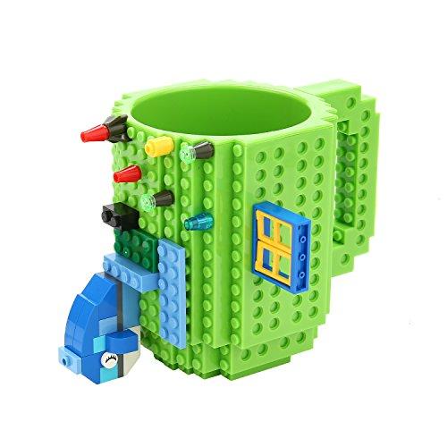 Brick Mugs [Updated Version] Fubarbar 12 oz Coffee Cups Funny Tea Mug...