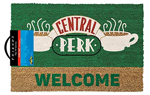 Friends Felpudo The TV Series - Central Perk/Welcome