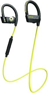 Jabra Wireless Stereo Sports Bluetooth Headphones, Yellow, (Sport Pace)