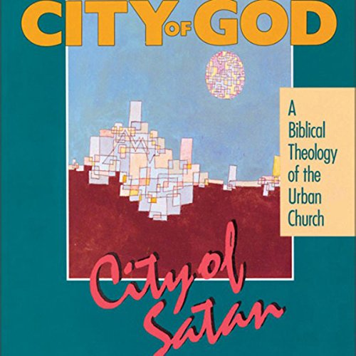 City of God, City of Satan audiobook cover art