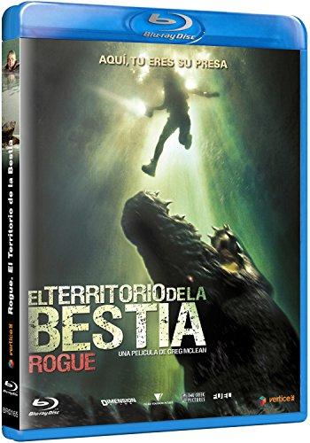 El Territorio De La Bestia [Blu-ray]