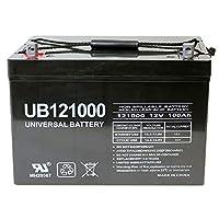 Universal Power Group 12V 100Ah Solar Wind AGM SLA DEEP Cycle VRLA Battery 12V 24V 48V