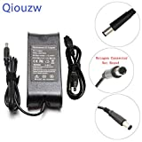 Lisen 65W Octagon Tip PA-21 AC Adapter Charger for Dell Inspiron 1545 1750 1440 1318 1530 1557 1546 1551;Dell XPS M1330;PP41L PA-21 Family,ADP-65AH,LA65NS2-00,NX061, PA-1650-02DW,XK850,YR733,HR763