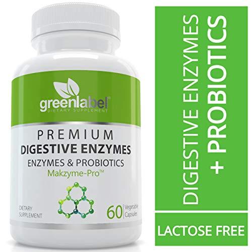 Premium Digestive Enzymes