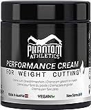 Phantom - Crema de sudoración para adelgazar, adelgazar, corte Weight-Cut   Sweat Cream