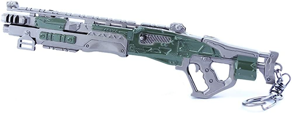 Max 77% OFF QISUO Mastiff Shotgun Gun Metal Gaming Weapon Toy Bombing new work Peripher Model