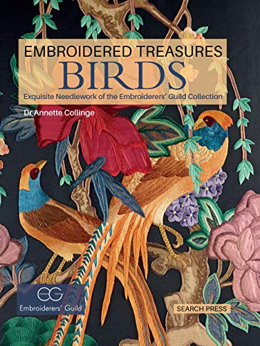 Embroidered Treasures: Birds (English Edition)