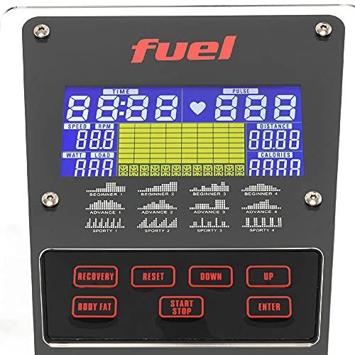 Fuel Fitness EC100 Crosstrainer - 3