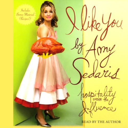 I Like You audiobook cover art