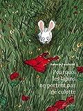 Pourquoi les lapins ne portent pas de culotte ?
