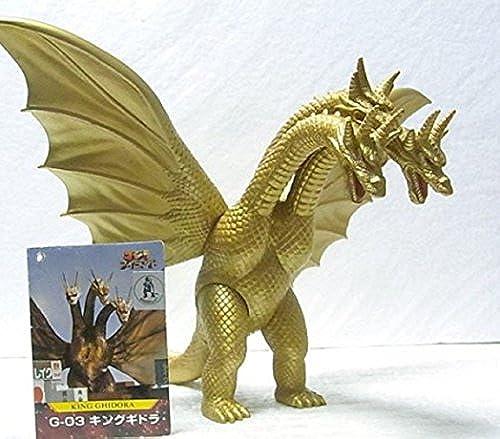 Godzilla Monster Insel Serie G-03 K g Ghidorah (Japan Import   Das Paket und das Handbuch werden in Japanisch)