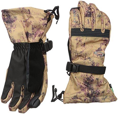 Oakley Roundhouse OTC Herren-Handschuhe, Größe XL, Rye Sketch