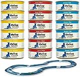 Thrive Komplett-Katzenfutter Mix Pack (6 x 75 g Thunfisch, 6 x 75 g Hühnerbrust, 6 x 75 g...