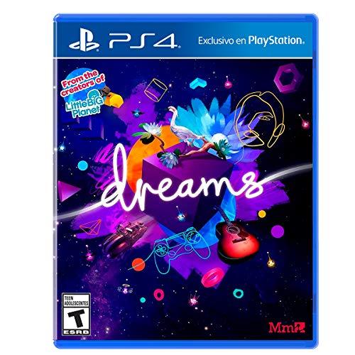 Dreams - Standard Edition - PlayStation 4