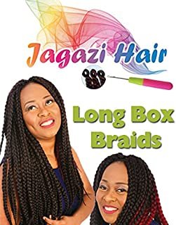 pre made box braids