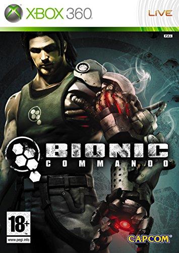 Capcom Bionic Commando - Juego (Xbox 360, Acción, SO (Sólo Adultos))