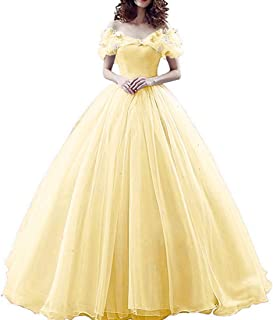 acef26af644 FTBY Ball Gown Cinderella Quinceanera Dresses Butterfly Off The Shoulder  Wedding Dresses Long Evening Prom Gown