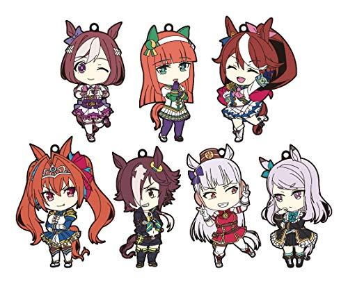 UMA Musume Pretty Derby Nendoroid Plus Rubber Keychain...