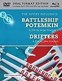The Soviet Influence: Battleship Potemkin + Drifters (DVD & Blu-ray) [1929] [Reino Unido]