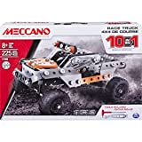 Meccano-Multi Modello da 10-Veicolo Pick-Up, 6036038