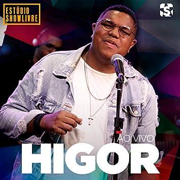 Higor no Estúdio Showlivre (Ao Vivo)
