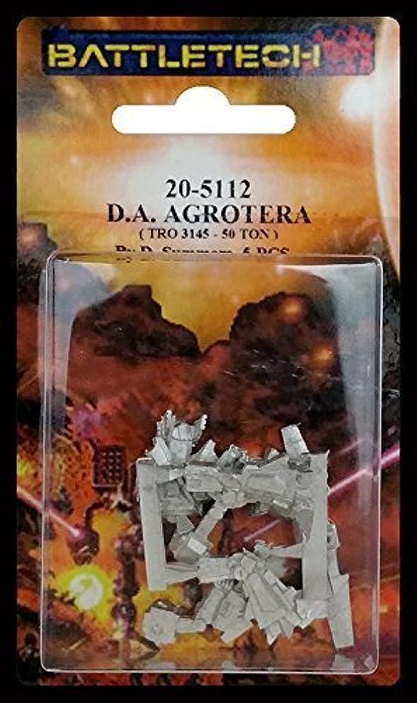 Battletech 20-5112 Agrotera AGT-1A