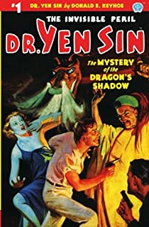 Dr. Yen Sin #1: The Mystery of the Dragon's Shadow (Volume 1)