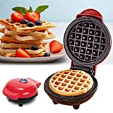 Mini Electric Waffles Maker Bubble Egg Cake Oven Breakfast Waffle Machine Egg Cake