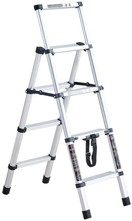 WKLIANGYUANPING Telescoping Ladder Step Telescopic Ladders Ladde In a popularity Courier shipping free