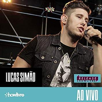 Lucas Simão no Release Showlivre (Ao Vivo)