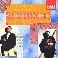 Concierto De Aranjuez / Fantasia Gentilhombre