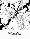 Potsdam: Deine Stadt, deine Region, deine Heimat!   Notizbuch DIN A4 kariert 120 Seiten Geschenk (German Edition)