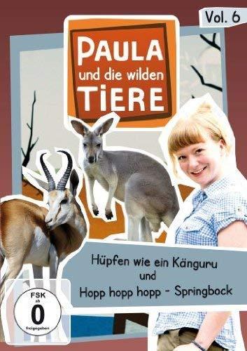 Paula und die wilden Tiere - Vol. 6