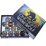 QLWLQL One Night Ultimate Werewolf - Card Board Games - Party Game - 3...