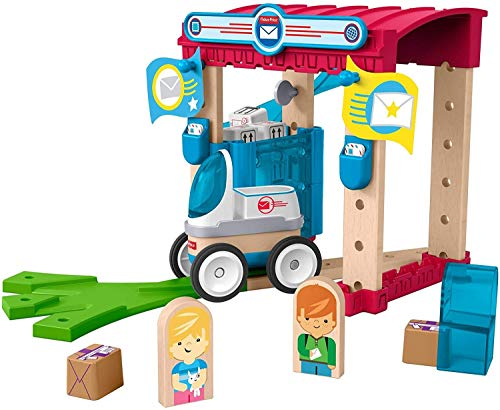 fisher price juguete rocky fabricante Fisher-Price - Wonder Makers