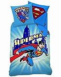 Bettwäsche Bettbezug Super Heros & # •; 100% Baumwolle &