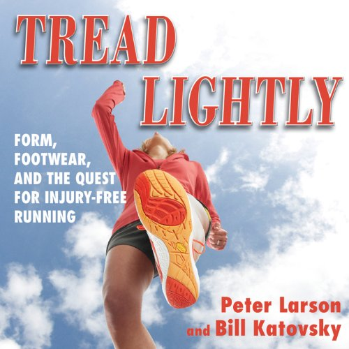 Tread Lightly audiobook cover art