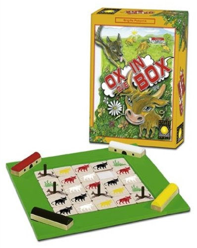 noris 1210 - Gold Sieber Spiele - Ox in The Box