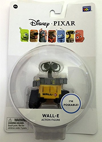 Disney Pixar WALL Inch