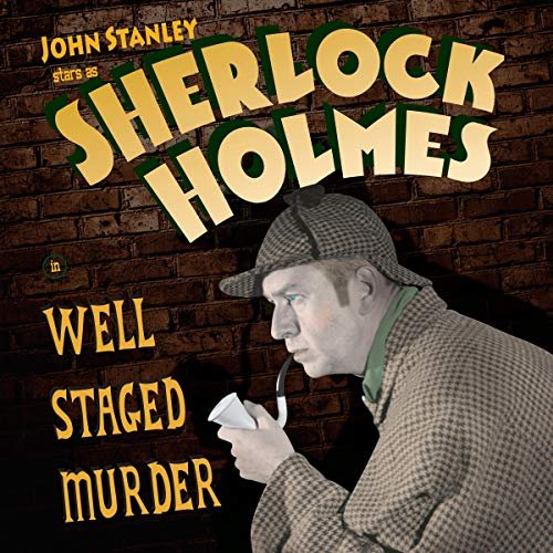 Couverture de Sherlock Holmes: Well Staged Murders