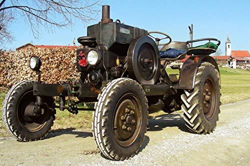 Jochen Schweizer Geschenkgutschein: Oldtimer-Traktor Fahren