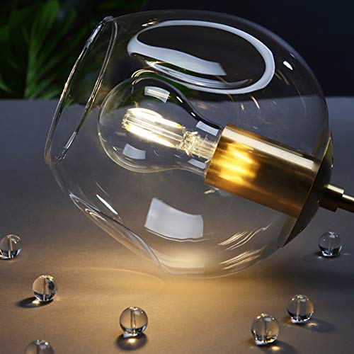 TopDeng Sputnik - Lámpara de araña molecular E27 Vintage Industrial ramas ajustable...