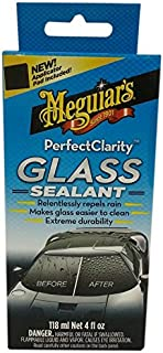 Meguiars PerfectClarity Glass Sealant 118 ml net 4 fl oz