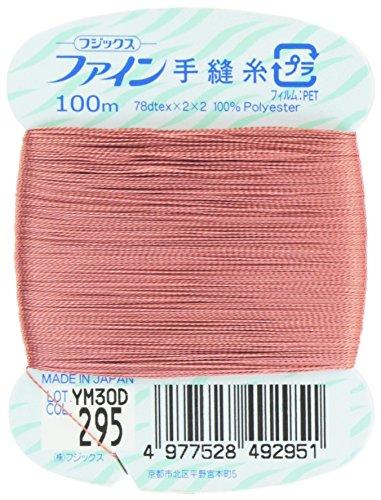 フジックス ファイン 【手縫い糸】 #40 100m col.295