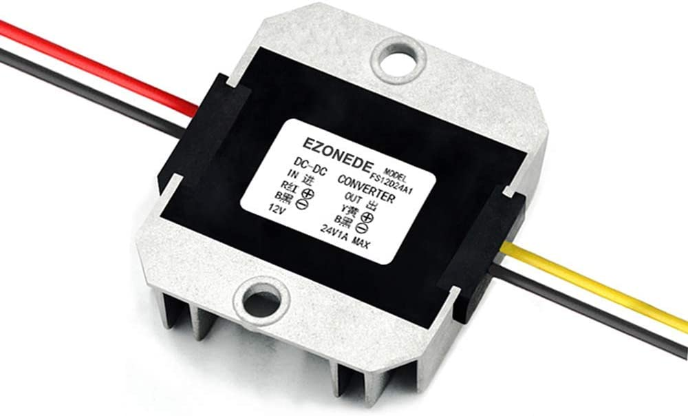 New Perfect 2021 model 1PCS 12V 9V-20V to 24V Up Conver 24W 1A Step Boost Chicago Mall