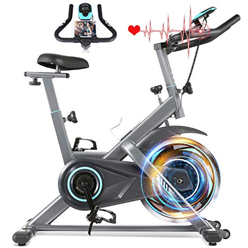 JACKCOMCOM Indoor Cycling Bike Review