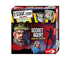 Escape Room Erweiterung Secret Agent