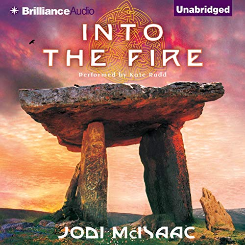 Into the Fire Audiobook By Jodi McIsaac cover art