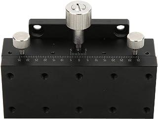 SPXDTS90 Manual de Posicionamiento Lineal Cojinete de La Etapa Tuning Cola de Milano Plataforma Manual desplazamiento de L...